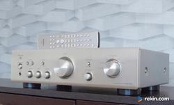 Zadbany Wzmacniacz Stereo Denon PMA-700AE + Pilot