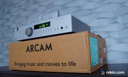 Wzmacniacz Stereo Arcam FMJ A38 Komis Myślenice