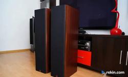 Piękne Kolumny Stereo Dali 850 Mahoń Myślenice komis audio