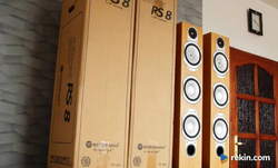 Kolumny Stereo Monitor Audio Silver RS8 Myślenice