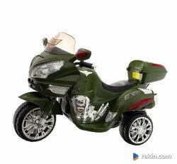EUROBABY POJAZD MOTOR GREEN
