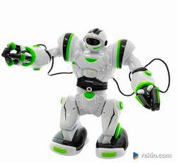 ZABAWKA ROBOT CALVIN-PROGRAMOWALNY