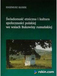 Świadomość etniczna i kultura społeczności polskiej