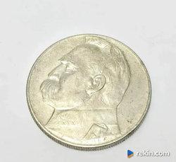 10 zł Józef PIŁSUDSKI 1934r. Moneta srebrna SREBRO