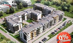 Mieszkanie 51.49m 3 pok Kraków