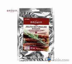 Naturalne jelita baranie 18/20mm 15m BROWIN