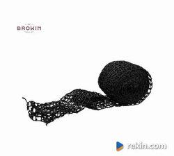 Siatka wędliniarska czarna BROWIN 5m x 18cm do 220°C