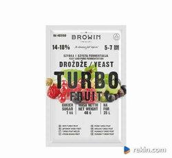 Drożdże Gorzelnicze Turbo Fruit na 25L - GRILLPAL