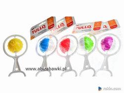 Grzechotka RETRO 18cm 0+ mix kolorów PL Tullo 035