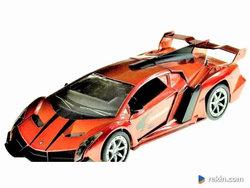 Auto sportowe SCAMANDRE światła dźwięk napęd 4 kolory