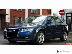 Audi A4 3.0TDI 233ps Automat Quattro MMI Kamera Faktura Zamiana Raty B7 (2004-2007)