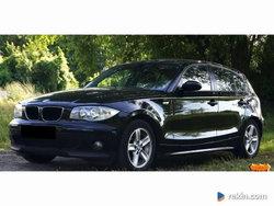 BMW 118 2.0d 122ps Klima Zadbana Zamiana Raty E87 (2004-2013)