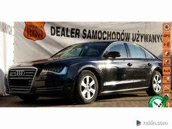 Audi A8 3.0TDI 250ps 1wł PL salon Serwis ASO Gwarancja Zamiana Raty D4 (2010-)