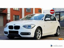 BMW 114 1.6i 102ps 1wł PL salon Historia ASO FV 23% Zamiana Raty F20 (2011-)