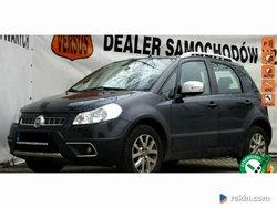 Fiat Sedici 1.6 16V 120ps PL salon 1wł Garażowany Bezwypadkowy Zamiana Raty