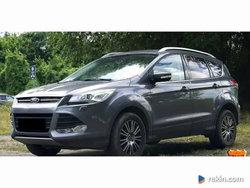 Ford Kuga 1.6 EcoBoost 180ps Automat Historia serwisowa Zamiana Raty II (2012-)