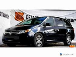 Honda Odyssey 3,5 V6 V Tec 248ps Automat 8 osobowy Zarejestrowany Zamiana! IV (2010-)