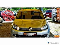 Volkswagen Golf 2.0 TDI Climatronic Serwis ASO Gwarancja Finansowanie Raty Zamiana VI (2008-2012)