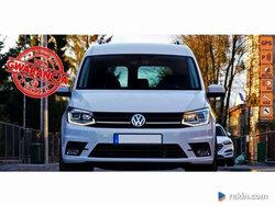Volkswagen Caddy 2.0 TDI Long LED Navi 5-osobowy - Gwarancja Raty Zamiana IV (2015-)