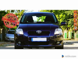 Toyota Auris 1.6 VVT-i Sol Salon PL Climatronic - Gwarancja Raty Zamiana I (2006-2012)