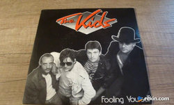 """The Kids - Fooling Yourself 7""""SP Punk 77'"""