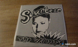 "The Wimps - Seventeen 7""EP Punk"