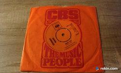 "Johnny Nash - Stir It Up / Cream Puff 7""SP"
