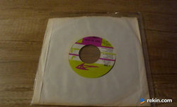 "Johnny Nash - Hold Me Tight / Cupid 7""SP Rocksteady"