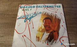"Harold Faltermeyer - Axel F 7""SP Beverly Hills"
