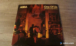"""ABBA - One Of Us 7""""SP"""