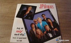 """J.P. & The Offbeats - Jeg Er Vild Med Dig 7""""SP"""