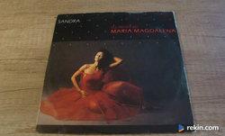 """Sandra - (I'll Never Be) Maria Magdalena 7""""SP"""