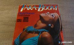 """Taka Boom - Night Dancin' 7""""SP"""