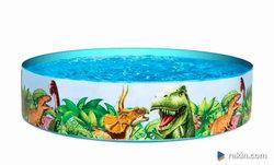 Basen Fill 'N Fun Pool Dinozaury
