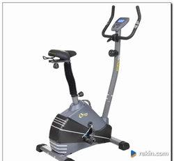 Rower stacjonarny magnetyczny treningowy +PULSOMETR +SPALONE