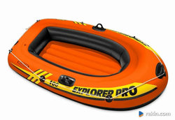 Ponton Explorer PRO 100 160 x 94 x 29 cm INTEX
