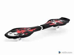 Deskorolka waveboard SMJ sport RS-03-4 czerwona