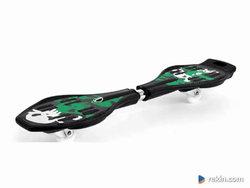 Deskorolka waveboard SMJ sport RS-03-4 zielona