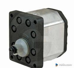 Pompa hydrauliczna 33cm3 przyczepa leśna lm33