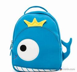 Król Wielorybów- plecaczek dla przedszkolaka