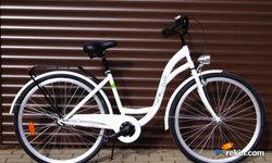 NOWY STYLOWY Rower dla kobiety. Model 2020. POLSKI producent