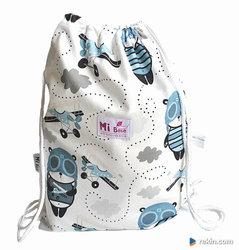 Plecak dla przedszkolaka RÓŻNE WZORY- KOLORY