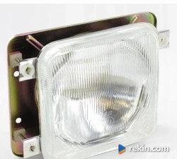 Reflektor przedni lampa element zetor 783509|43