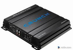 Crunch GPX600.2 - wzmacniacz dwukanałowy, moc 600 Wat