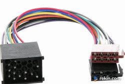 Złącze Adapter BMW-ISO