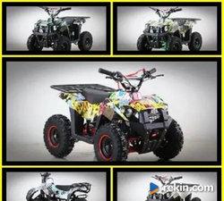 Quad KXD MK Grizzly 50 ! Super Malowanie ! NOWOŚĆ 2020r !