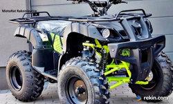 Quad KXD 250cc ! 24KM ! SUPER JAKOŚĆ ! Germany ! NOWY ! 2020