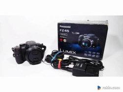 Aparat fotograficzny Panasonic LUMIX FZ45 lombard-pl