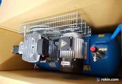 NOWY kompresor tłokowy 100l 2tłoki 320l 2,2kW