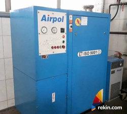 kompresor sprężarka airpol części filtr powietrza separator